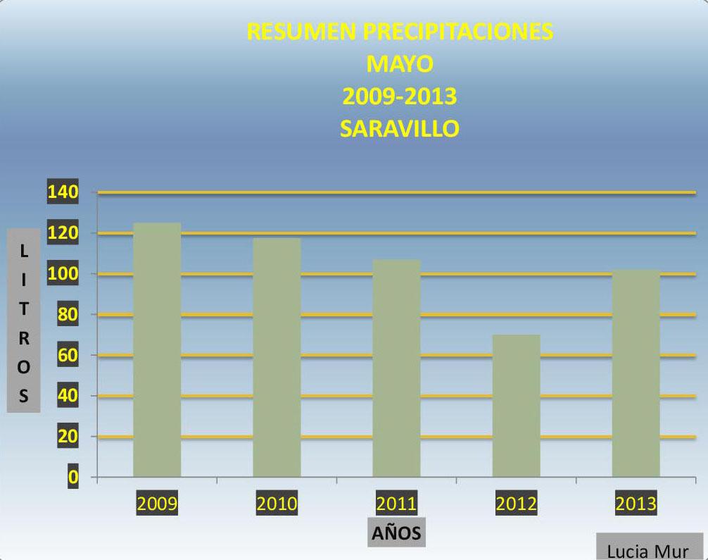 RESUMEN PRECIPITACIONES 2009-2013 SARAVILLO pdf sin foto y recortado