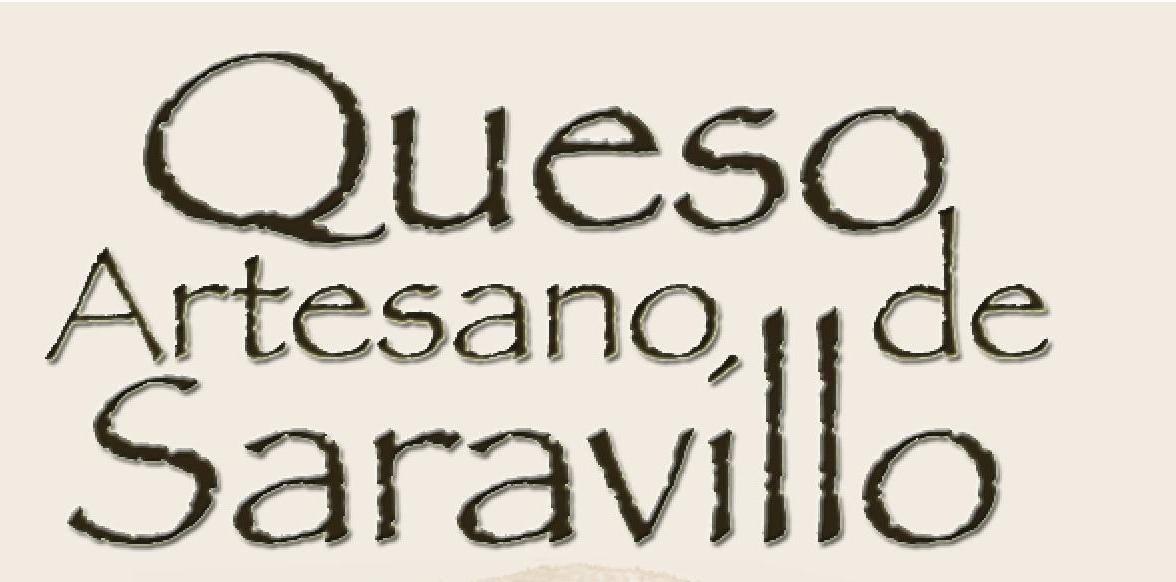 quesos de Saravillo