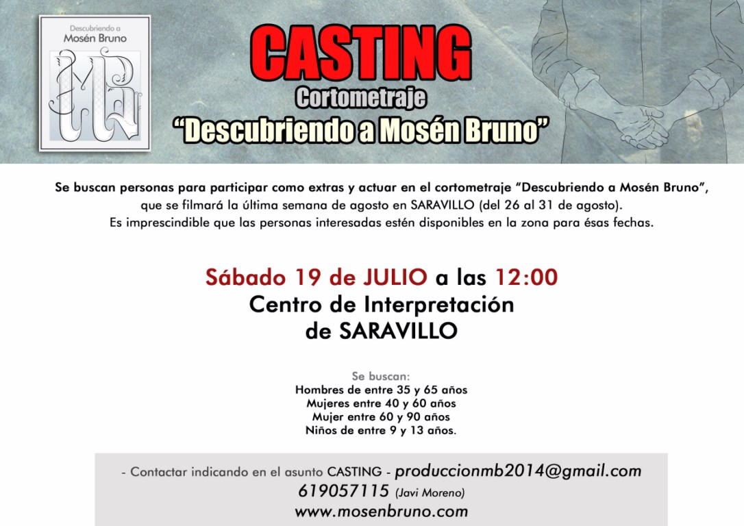 Cartel Casting (1) (Copiar)