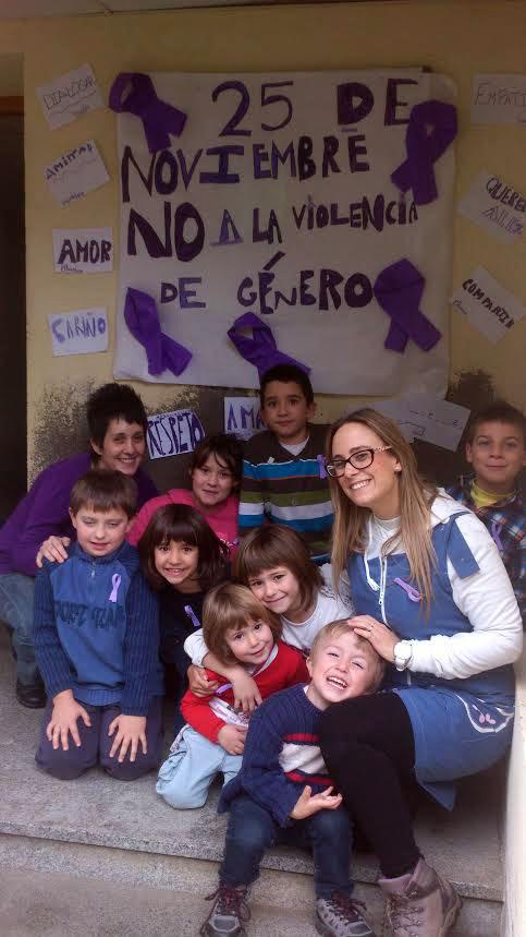 día contra la violencia de genero 1