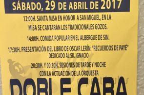 Fiestas de San Miguel en Sin.