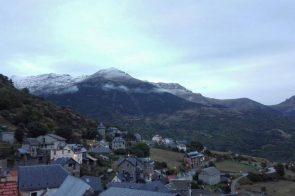 Cimas blancas en el Valle de Chistau.